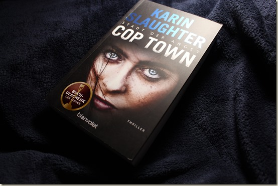 Karin Slaughter Cop Town Cover